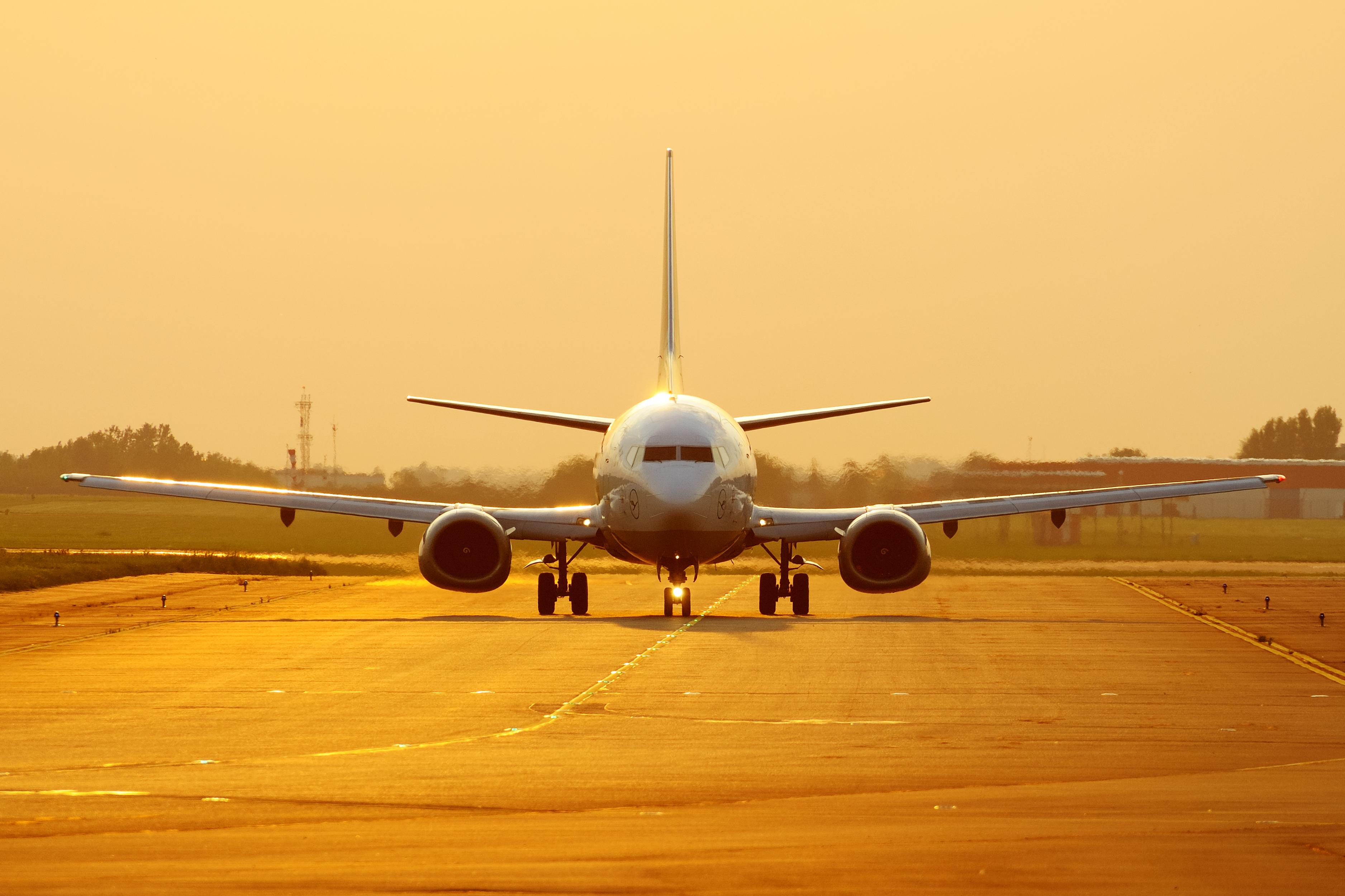 Boeing 737 500 Five Airways